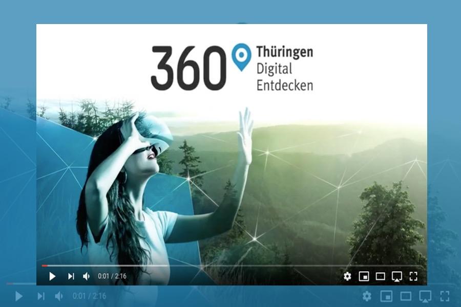 Thüringen virtuell entdecken - Bahnhof-Erfurt.de