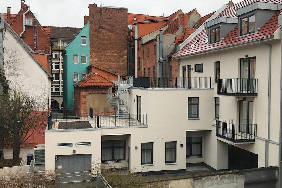 Haus Thomas erweitert das Best Western Plus-Hotel - Bahnhof-Erfurt.de