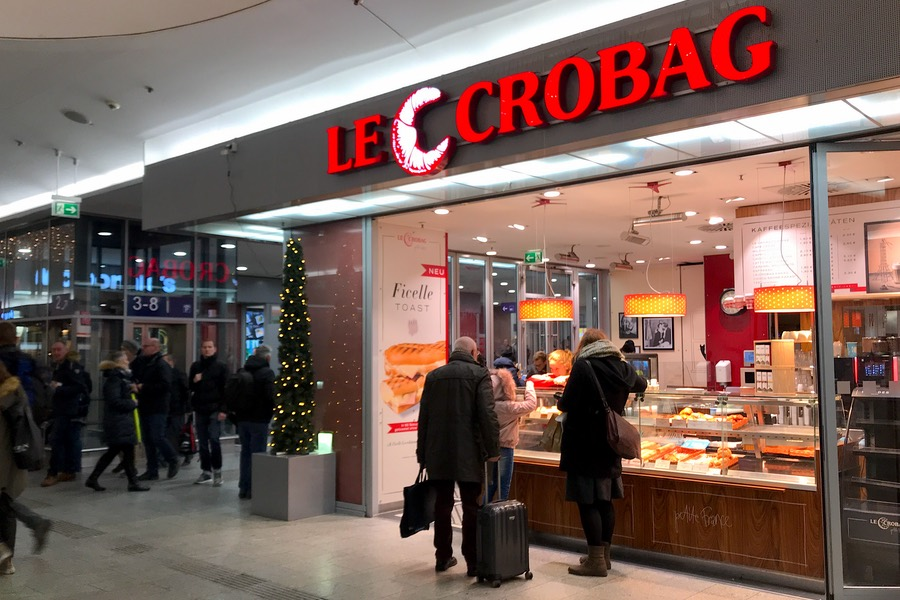 Le Crobag - Petite France