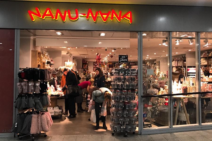 Nanu-Nana Geschenke
