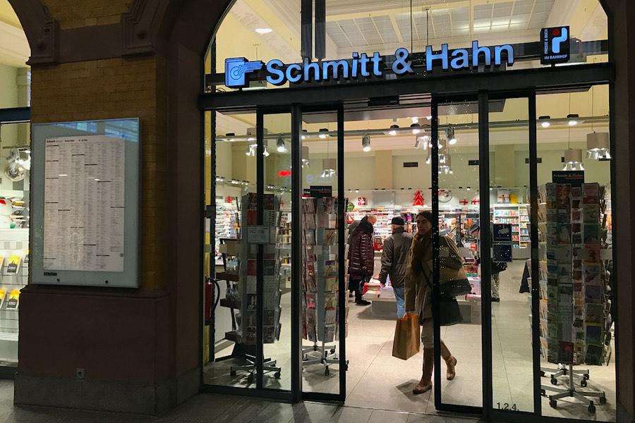 Presse/Buch Schmitt & Hahn