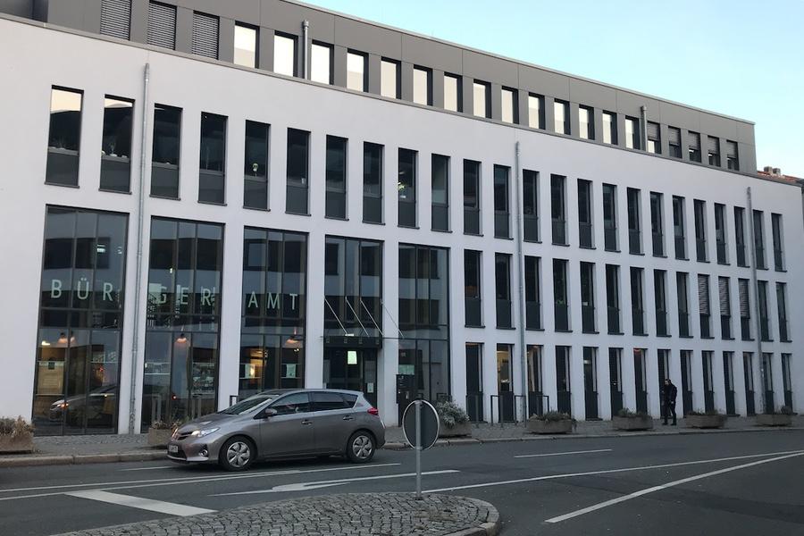 Bürgeramt Erfurt