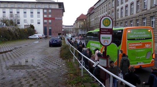 Prizotel soll bald neben dem InterCity-Hotel entstehen - Foto: www.bahnhof-erfurt.de